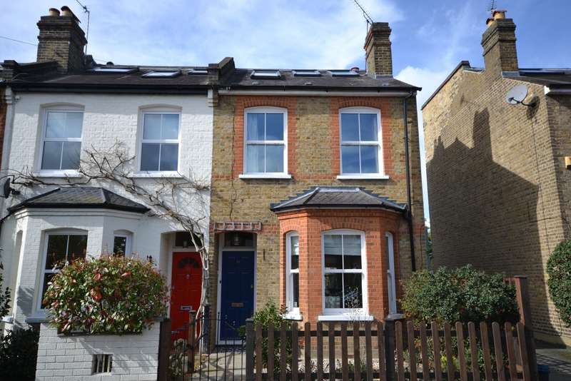 3 Bedrooms End Of Terrace House for sale in Teddington