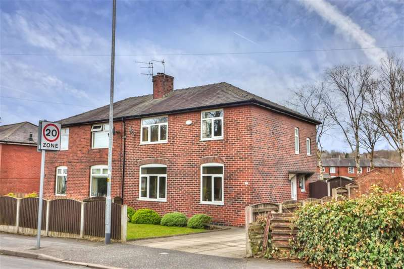 3 Bedrooms Semi Detached House for sale in Calderbrook Road, Littleborough, OL15 9JG