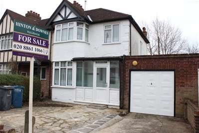 3 Bedrooms Terraced House for sale in College Hill Road, Harrow Weald