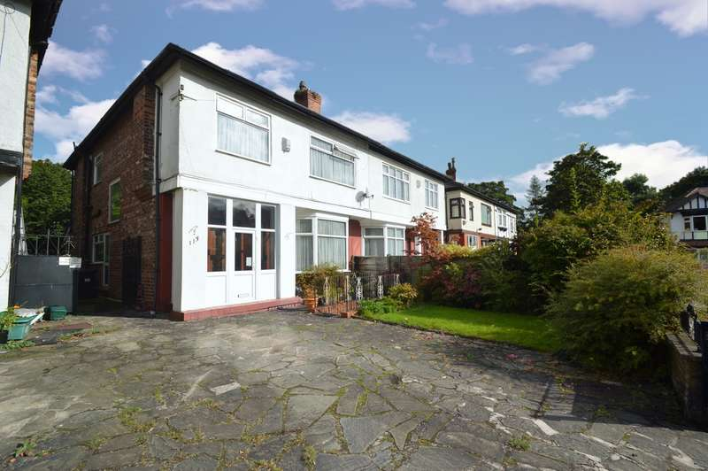 4 Bedrooms Semi Detached House for sale in Cavendish Road, Salford, M7