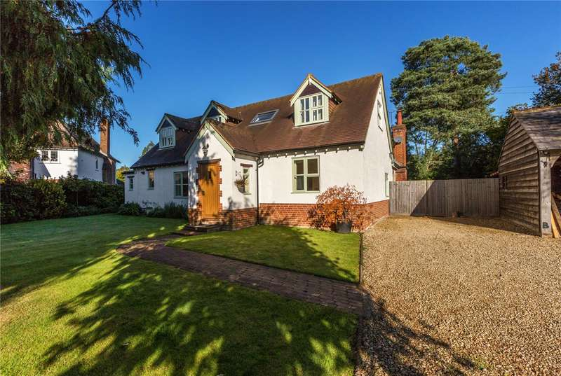 5 Bedrooms Detached House for sale in Lee Lane, Maidenhead, Berkshire, SL6