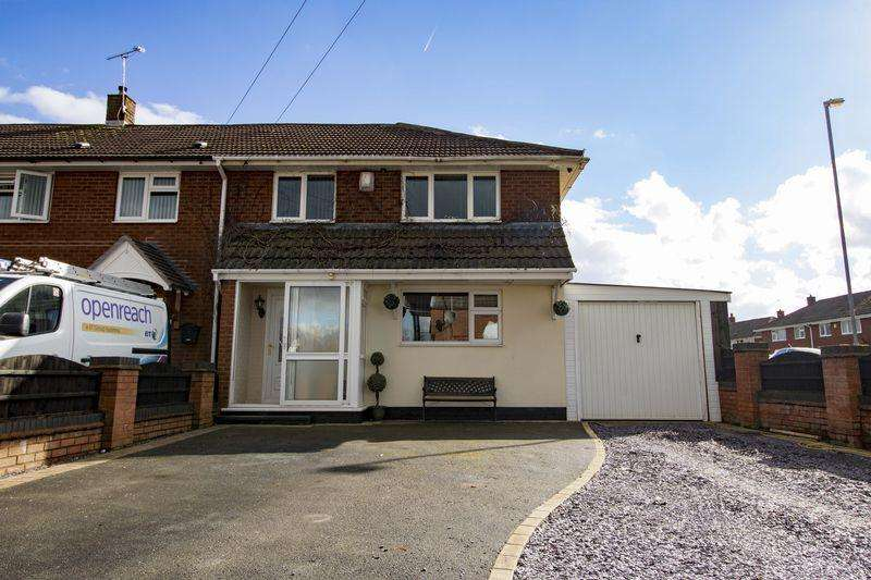 3 Bedrooms Terraced House for sale in Trevor Road, Pelsall, Walsall.