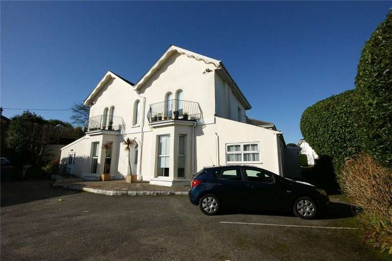 1 Bedroom Flat for sale in Ashleigh Court, Church Road, Dartmouth, TQ6