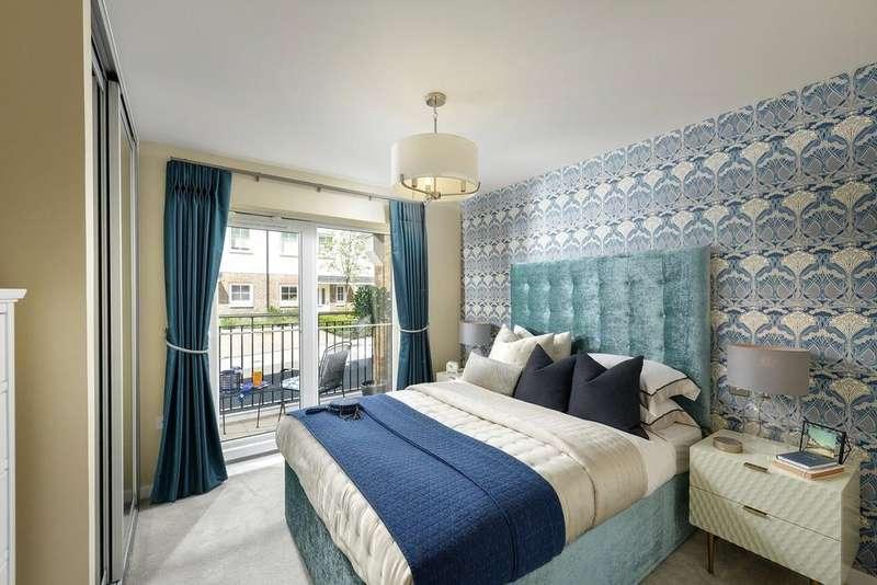 1 Bedroom Flat for sale in 430 Maple House, Ryewood, Dunton Green, Sevenoaks, TN14