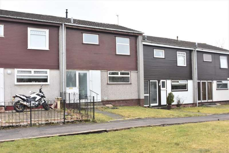4 Bedrooms Terraced House for sale in Troon Crescent, East Kilbride G74