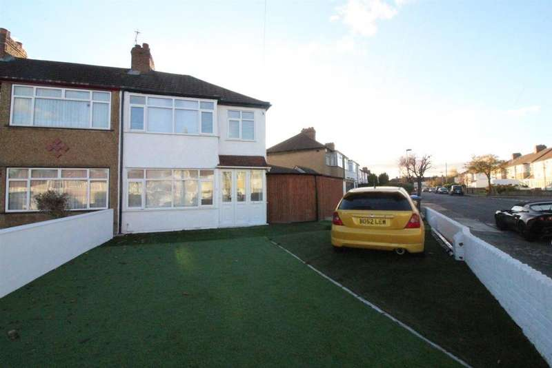 3 Bedrooms End Of Terrace House for sale in Longfield Avenue, Enfield