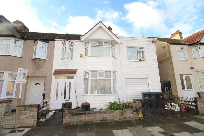 5 Bedrooms End Of Terrace House for sale in Croyland Road, Edmonton, N9