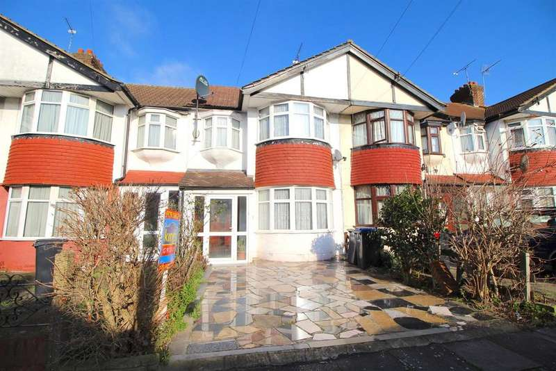 3 Bedrooms Terraced House for sale in Banstead Gardens, Edmonton, N9