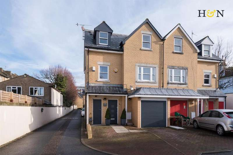 4 Bedrooms House for sale in Denmark Villas, Hove