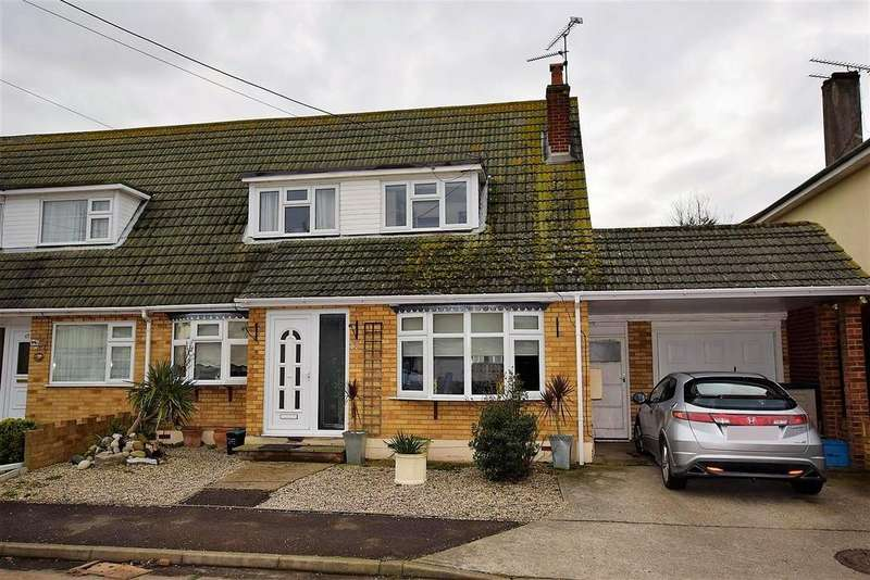 3 Bedrooms Chalet House for sale in Tewkes Road, Canvey Island