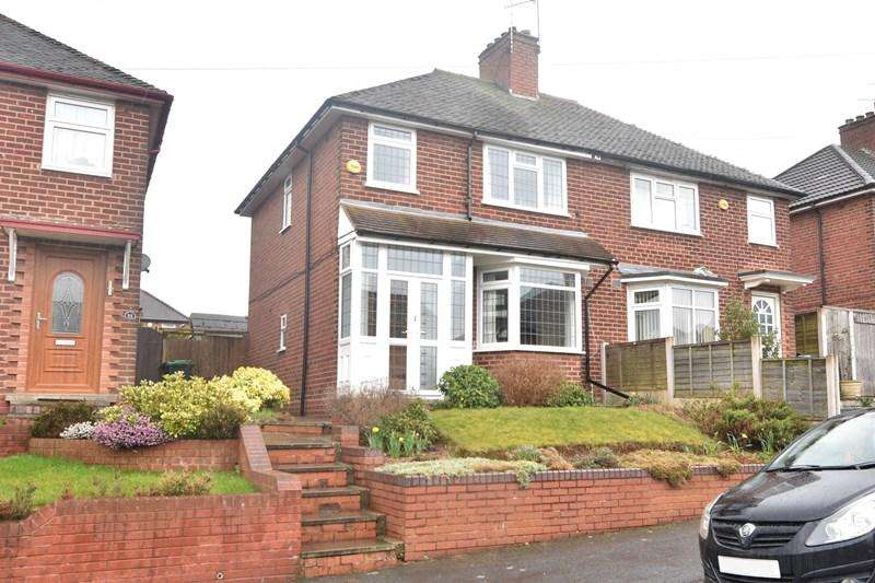 3 Bedrooms Semi Detached House for sale in Trinder Road, Smethwick