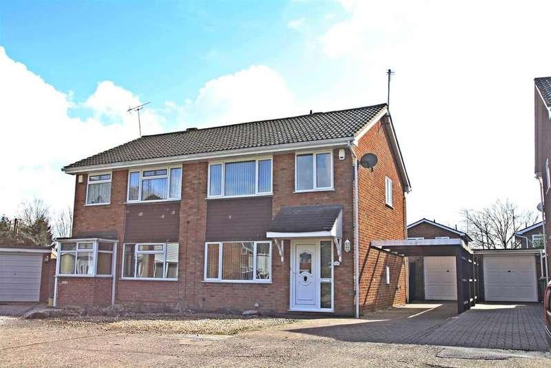 3 Bedrooms Semi Detached House for sale in Walton Heath, Bletchley, Milton Keynes