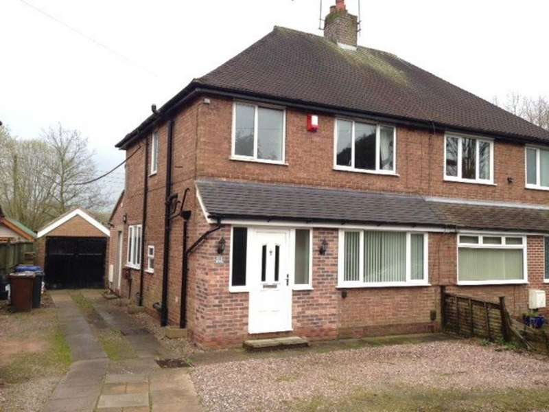3 Bedrooms Semi Detached House for rent in Leek Road, Stoke On Trent