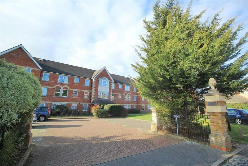 1 Bedroom Flat for sale in Cobham Close, Enfield