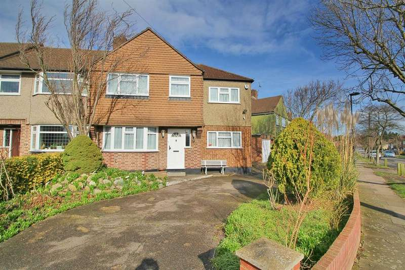4 Bedrooms End Of Terrace House for sale in Kenilworth Crescent, Enfield