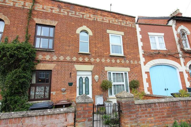 2 Bedrooms Terraced House for sale in Benedict Street, Glastonbury