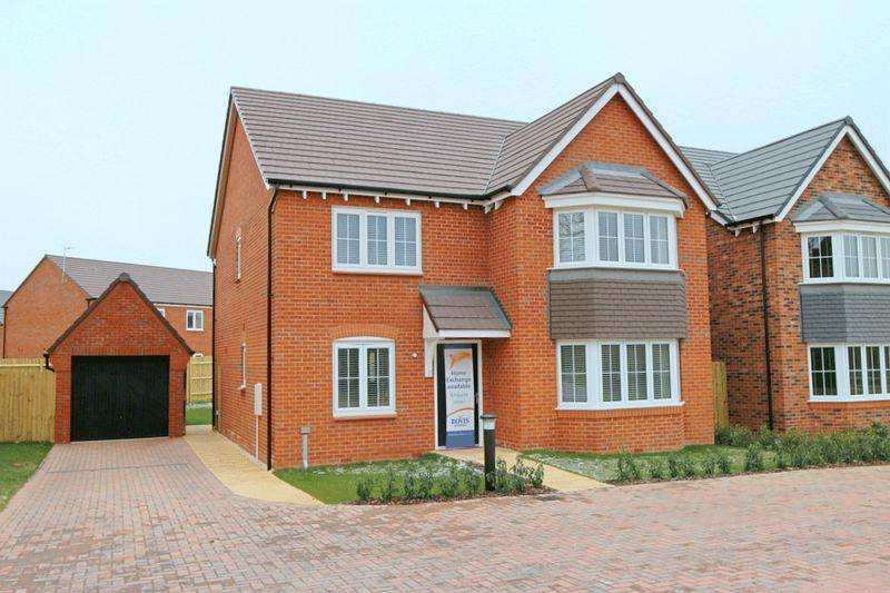 5 Bedrooms Detached House for sale in Cholmondeley Road, Nantwich