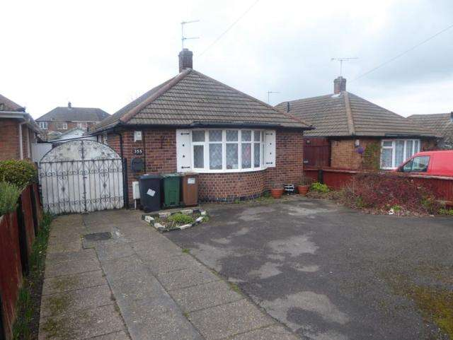 2 Bedrooms Bungalow for sale in Park Road Loughborough
