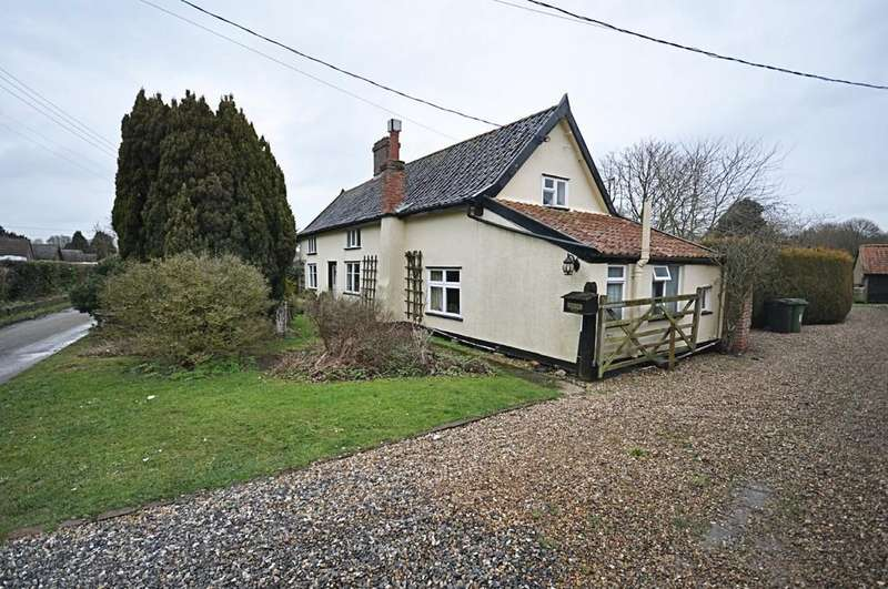 3 Bedrooms Cottage House for sale in Market Lane, Burston