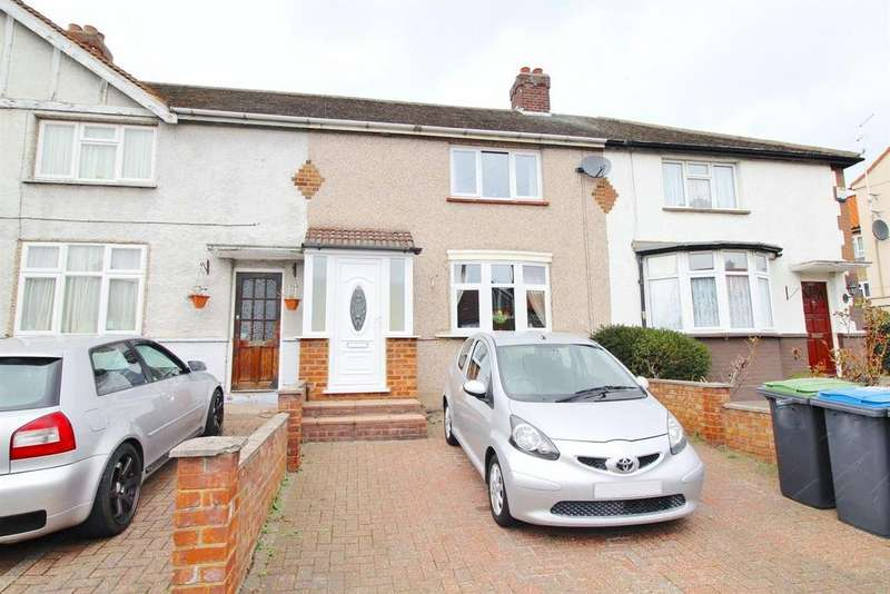 3 Bedrooms Terraced House for sale in St. Edmunds Road, Edmonton, N9