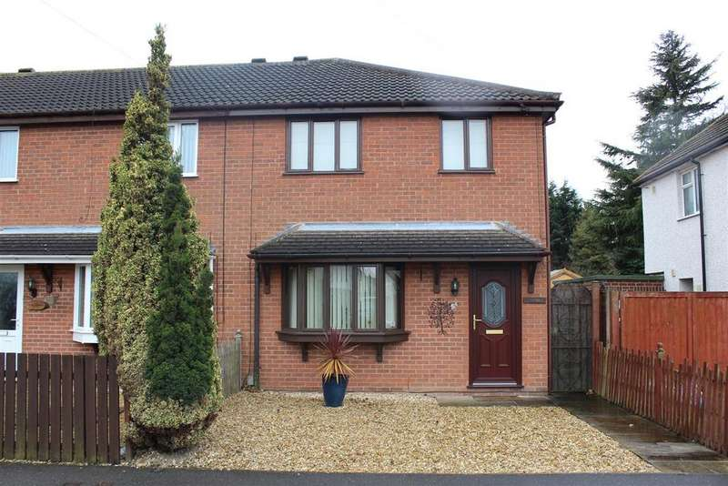 3 Bedrooms Semi Detached House for sale in The Twitchell, Newark
