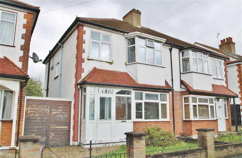 3 Bedrooms Semi Detached House for sale in Arras Avenue, Morden, SM4