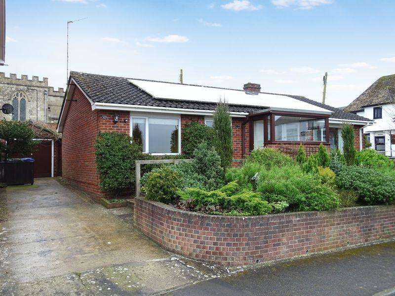 3 Bedrooms Detached Bungalow for sale in Church Hill Rise, Chippenham