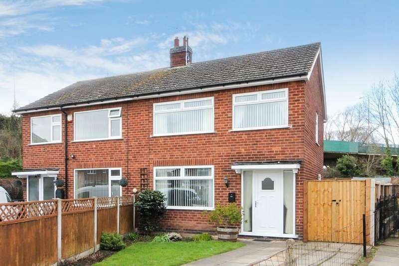 3 Bedrooms Semi Detached House for sale in Louise Avenue, Netherfield