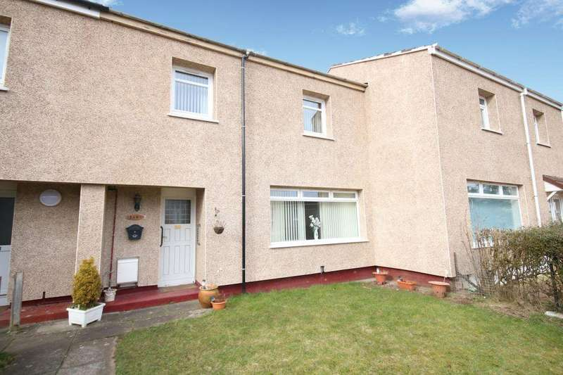 3 Bedrooms Semi Detached House for sale in 139 Ardmory Avenue, Toryglen, G42 0BP