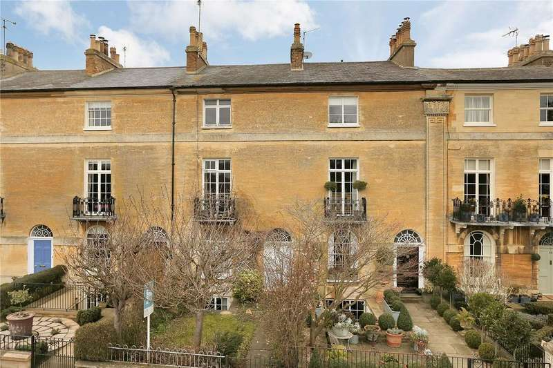 3 Bedrooms Terraced House for sale in Rutland Terrace, Stamford, Lincolnshire