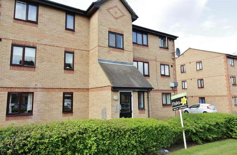 1 Bedroom Flat for sale in Chestnut Road, Pitsea