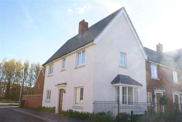 3 Bedrooms Semi Detached House for sale in Damson Close, Red Lodge