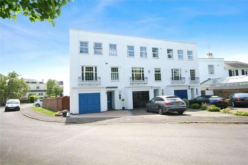 4 Bedrooms Town House for sale in Skillicorne Mews, Queens Road, Cheltenham, GL50
