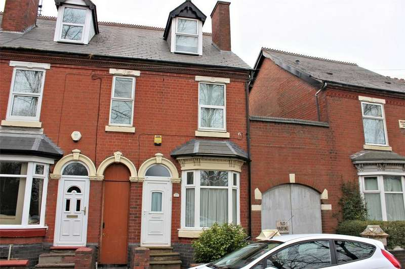 4 Bedrooms Terraced House for sale in Avenue Road, ROWLEY REGIS, West Midlands