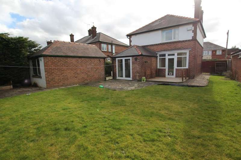 3 Bedrooms Detached House for rent in Marlston Avenue, Chester