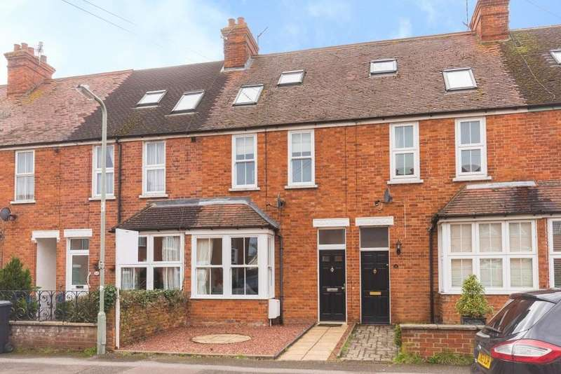 4 Bedrooms Terraced House for sale in Swinburne Road, Abingdon