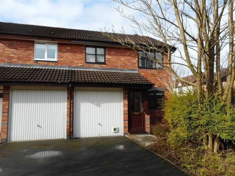 3 Bedrooms Semi Detached House for sale in Wetherby Road, Bloxwich, Walsall