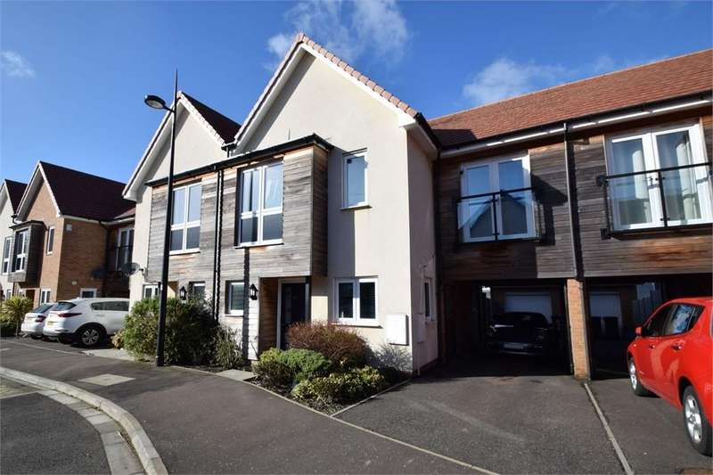 3 Bedrooms Terraced House for sale in Sunflower Lane, Polegate, East Sussex
