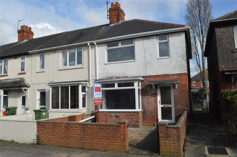 3 Bedrooms End Of Terrace House for sale in Clarendon Road, Grimsby, DN34