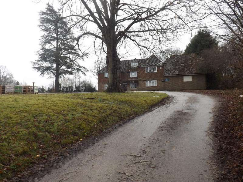 5 Bedrooms Detached House for sale in Slaugham Place Haywards Heath West Sussex RH17