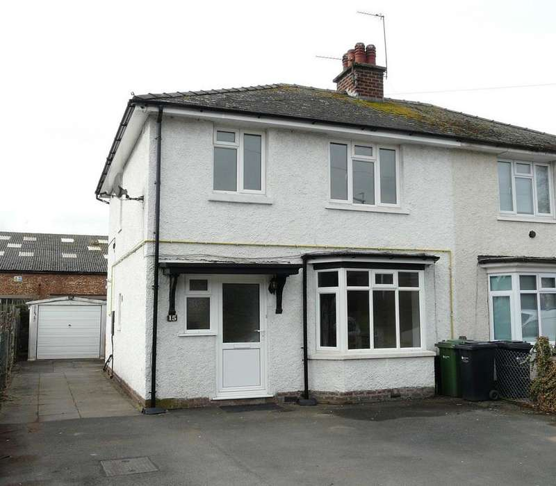 3 Bedrooms Semi Detached House for rent in Perseverance Road, Hereford, HR4
