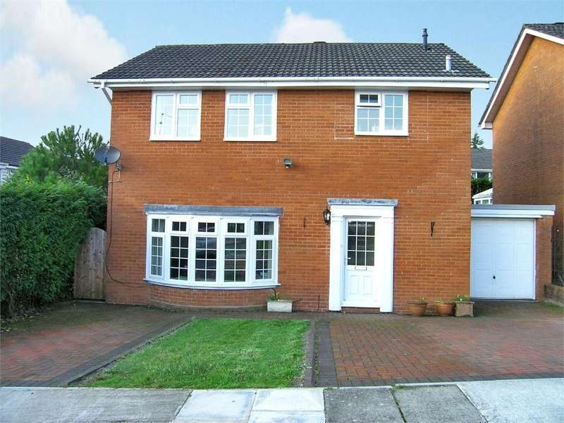 4 Bedrooms Detached House for rent in Millfield, Lisvane, Cardiff