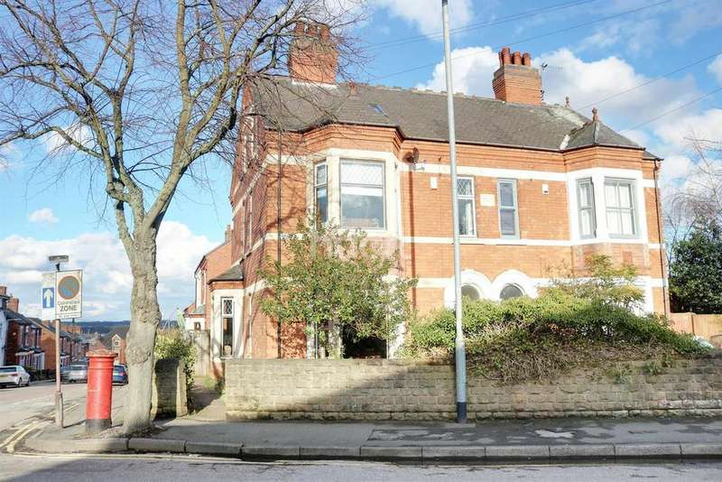 4 Bedrooms Semi Detached House for sale in Beardall Street, Hucknall