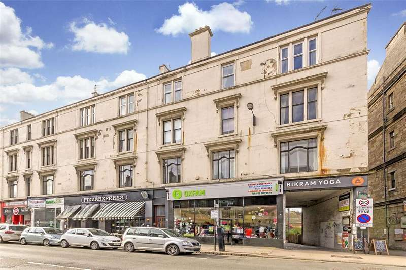 2 Bedrooms Flat for sale in Flat 3/2, 229 Byres Road, Hillhead, Glasgow, G12