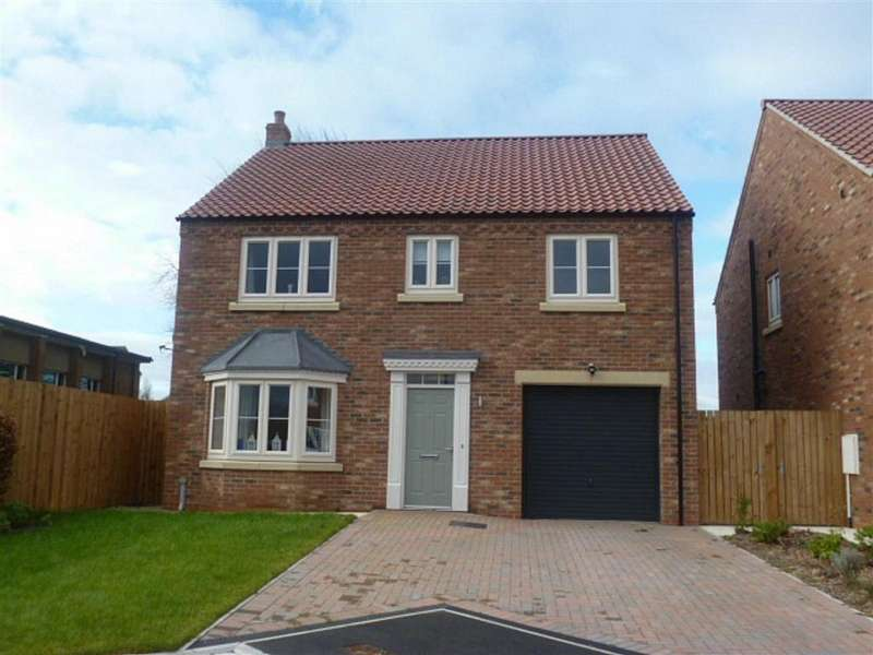 4 Bedrooms Detached House for rent in College Court, Bedale