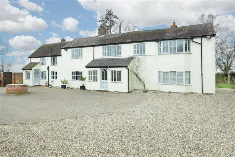 5 Bedrooms Unique Property for sale in Ashby Road, Frolesworth, Leicestershire