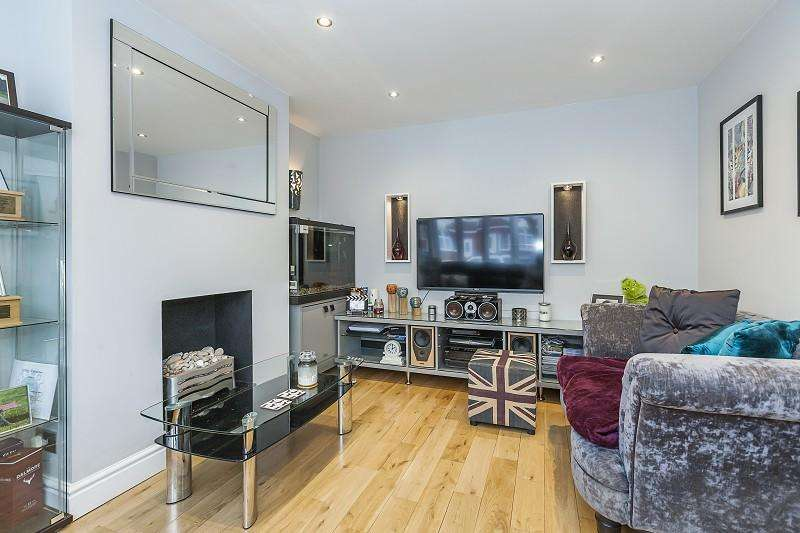 3 Bedrooms Terraced House for sale in Crownhill Road, Woodford Green, Essex. IG8