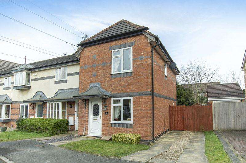 2 Bedrooms Terraced House for sale in ORKNEY CLOSE, SINFIN