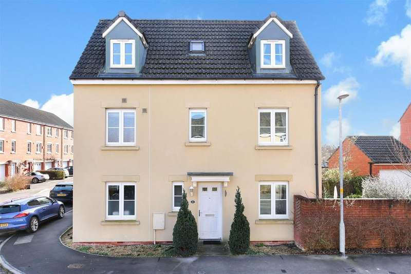 4 Bedrooms Semi Detached House for sale in Primmers Place, Westbury, Westbury, BA13 4QZ