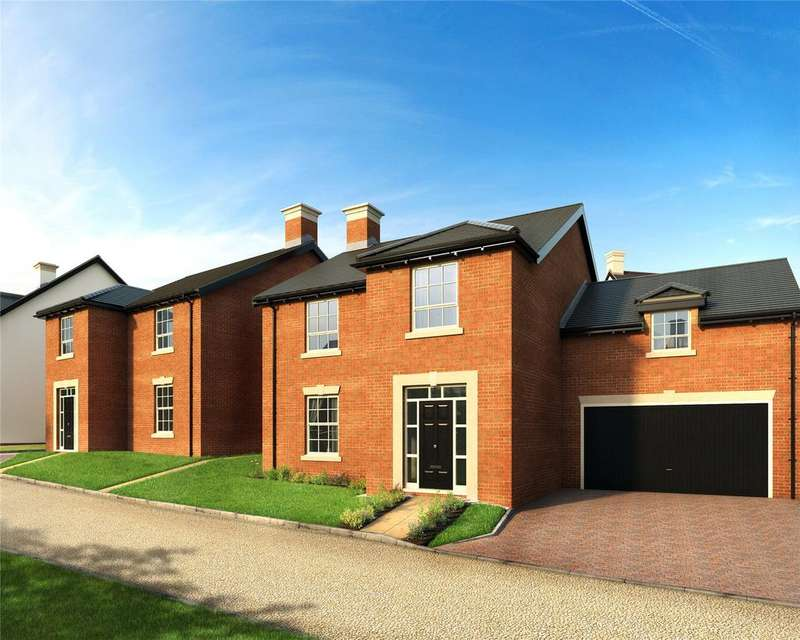 4 Bedrooms Detached House for sale in The Woodhouse, 31 Manor Road, Winchester Village, Hampshire, SO22